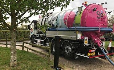 Go Tankers Septic Tank Vacuum Tanker
