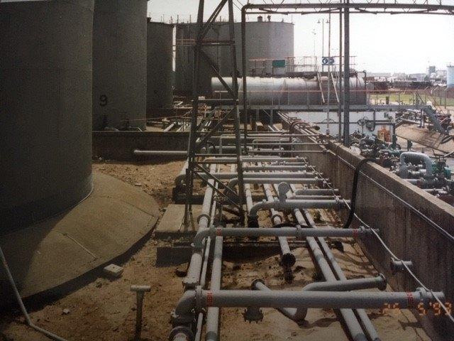 Industrial Tank Decommissioning Fuel
