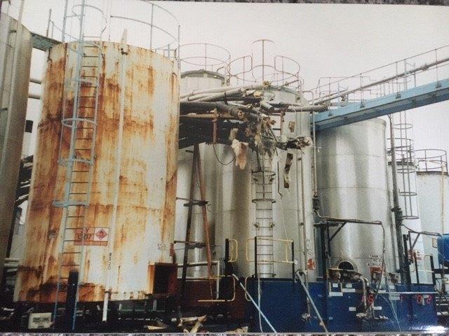 Industrial Tank Decommissioning