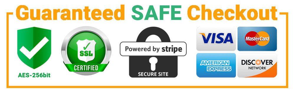Stripe Secure Checkout Process