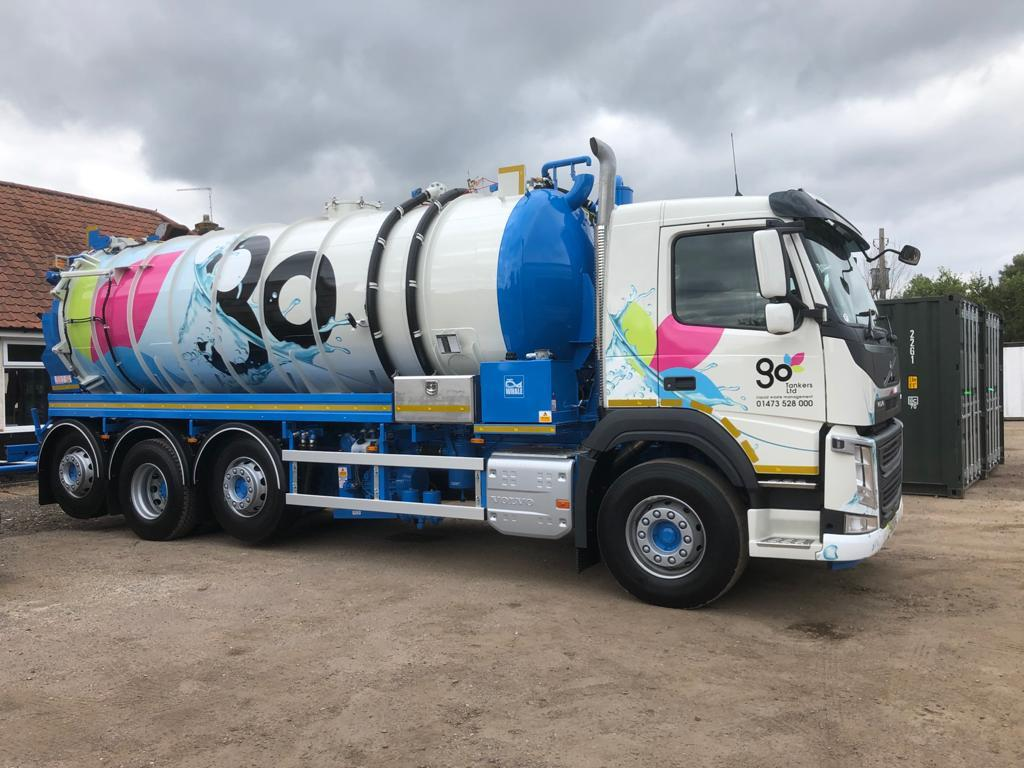 Go Tankers Ltd Septic Tank Emptying Truck_03