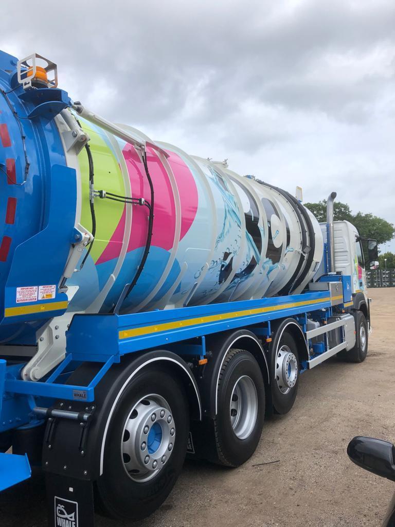Go Tankers Ltd Septic Tank Emptying Truck_04